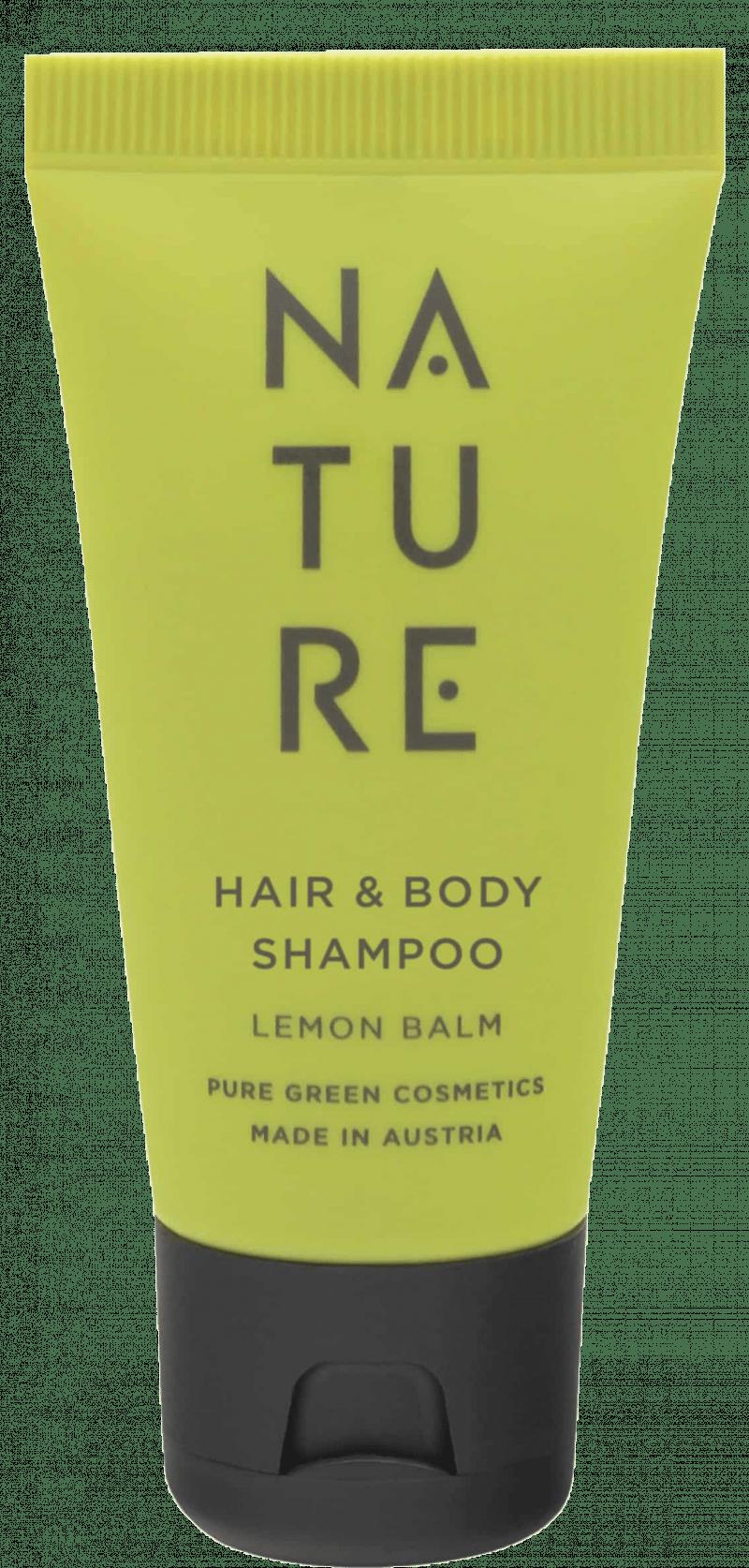 nature hair shampoing