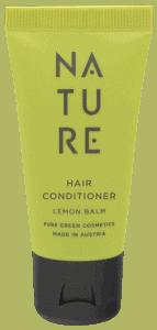 nature hair conditioner 30ml Blooom trousses de toilette de voyage et soins d'hygiène
