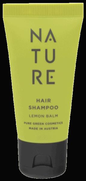 nature hair shampoo