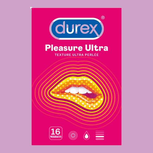 durex ultra pleasure