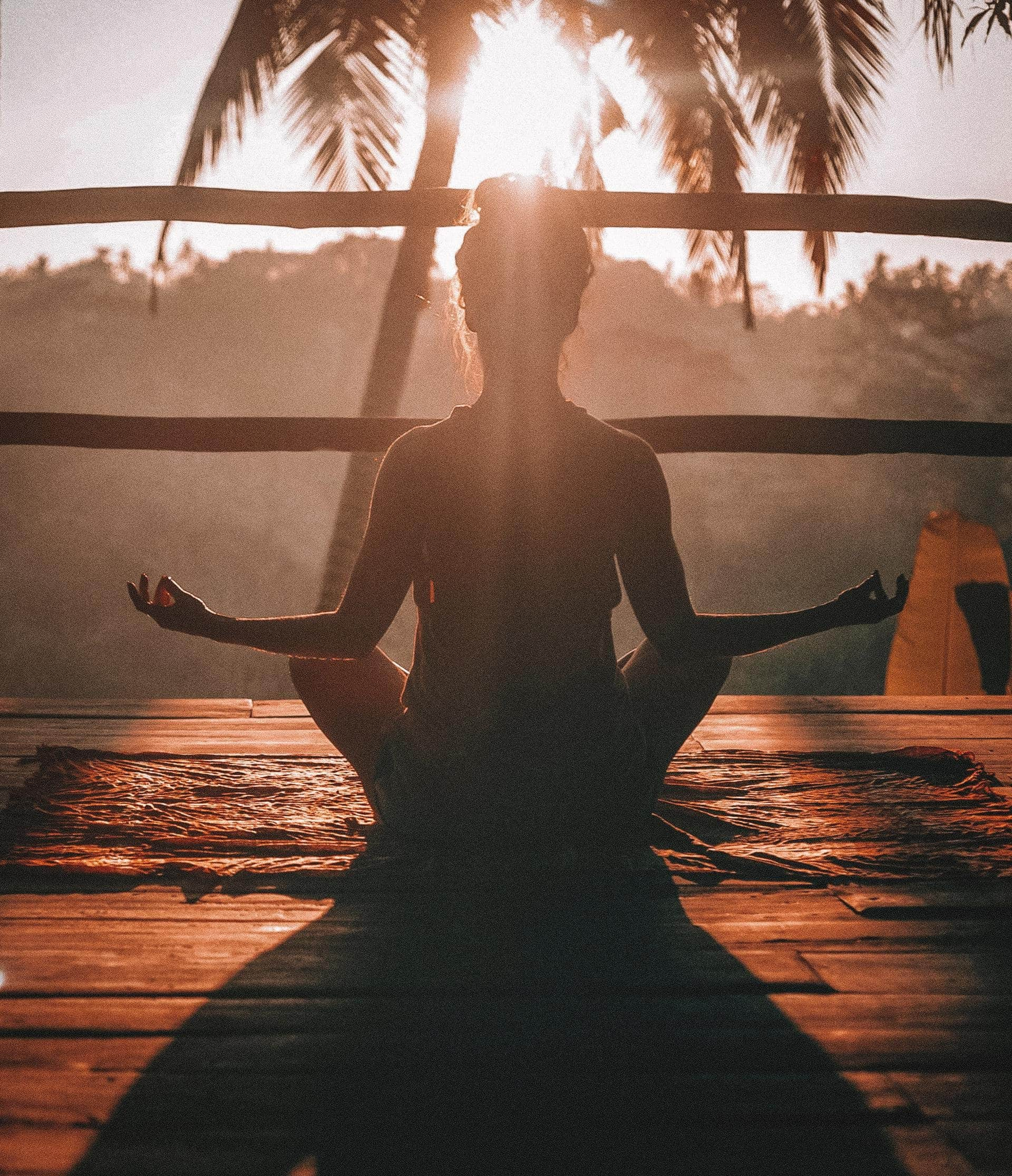 yoga, blooom