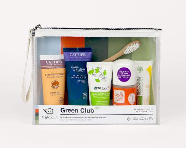 Green Club bio