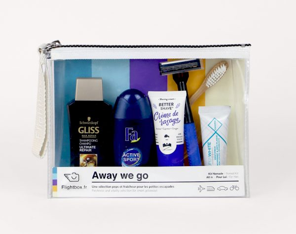 trousse de toilette away we go