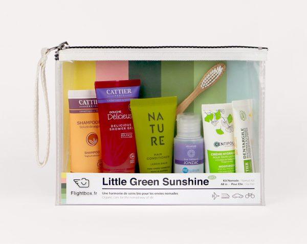 Little Green Sunshine bio