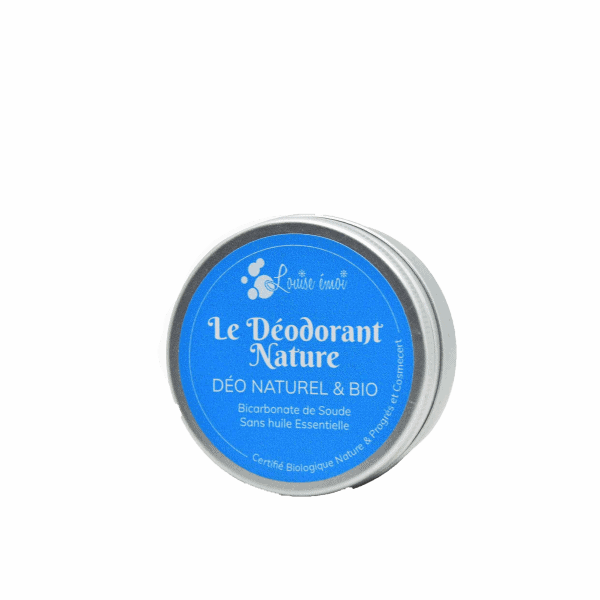 déodorant naturel et bio au bicarbonate de soude