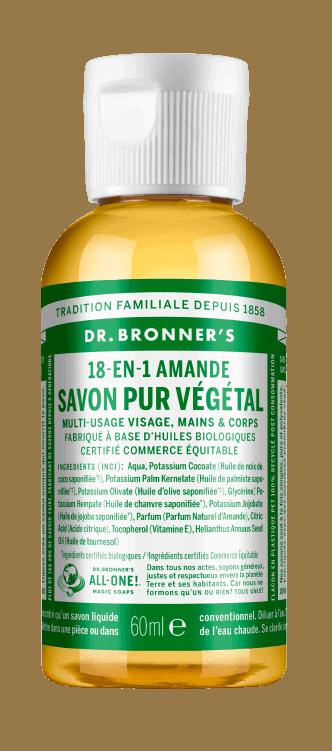 FR Liquid Soap 2oz Almond removebg preview Blooom trousses de toilette de voyage et soins d'hygiène